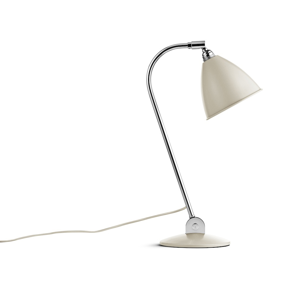 BL2 Table lamp designed by Robert Dudley Best, manufactured by Bestlite, GUBI