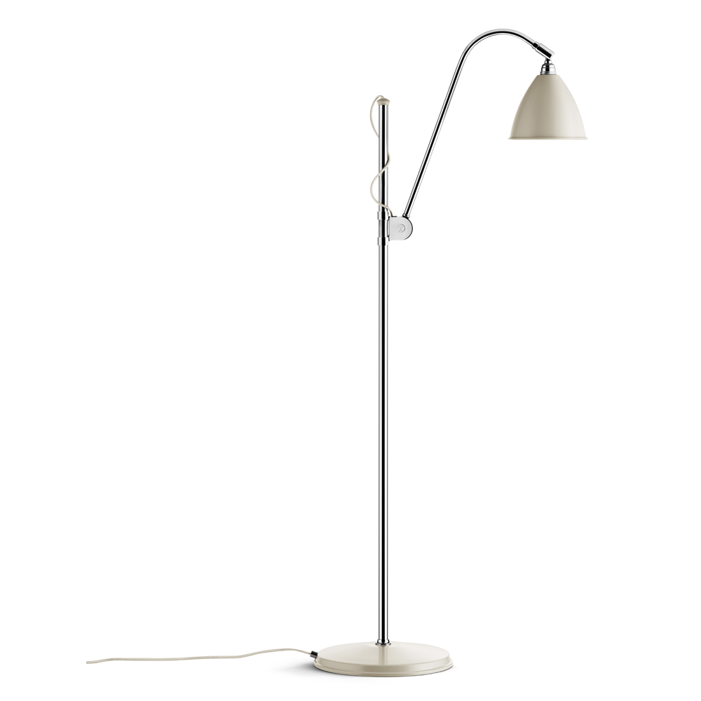 BL3 Floor Lamp designed by Robert Dudley Best, manufactured by Bestlite, GUBI