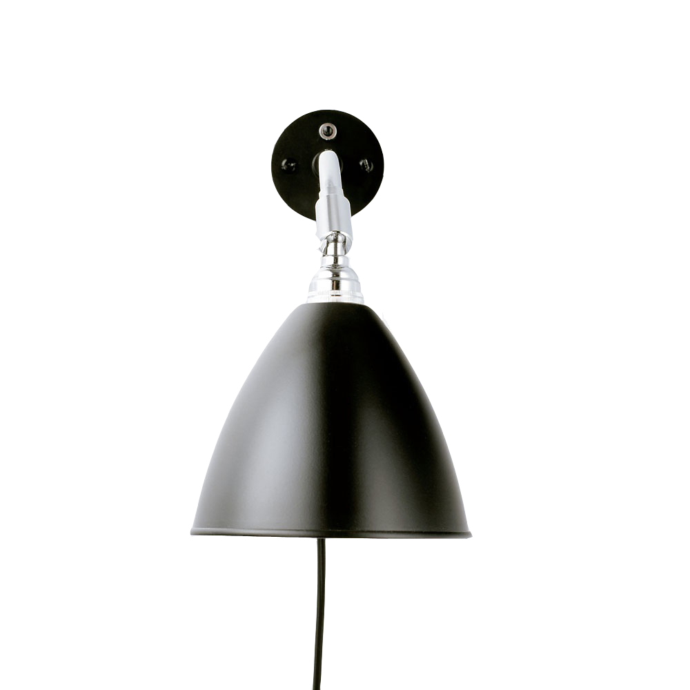 BL7 Wall light designed by Robert Dudley Best for Bestlite, GUBI Denmark