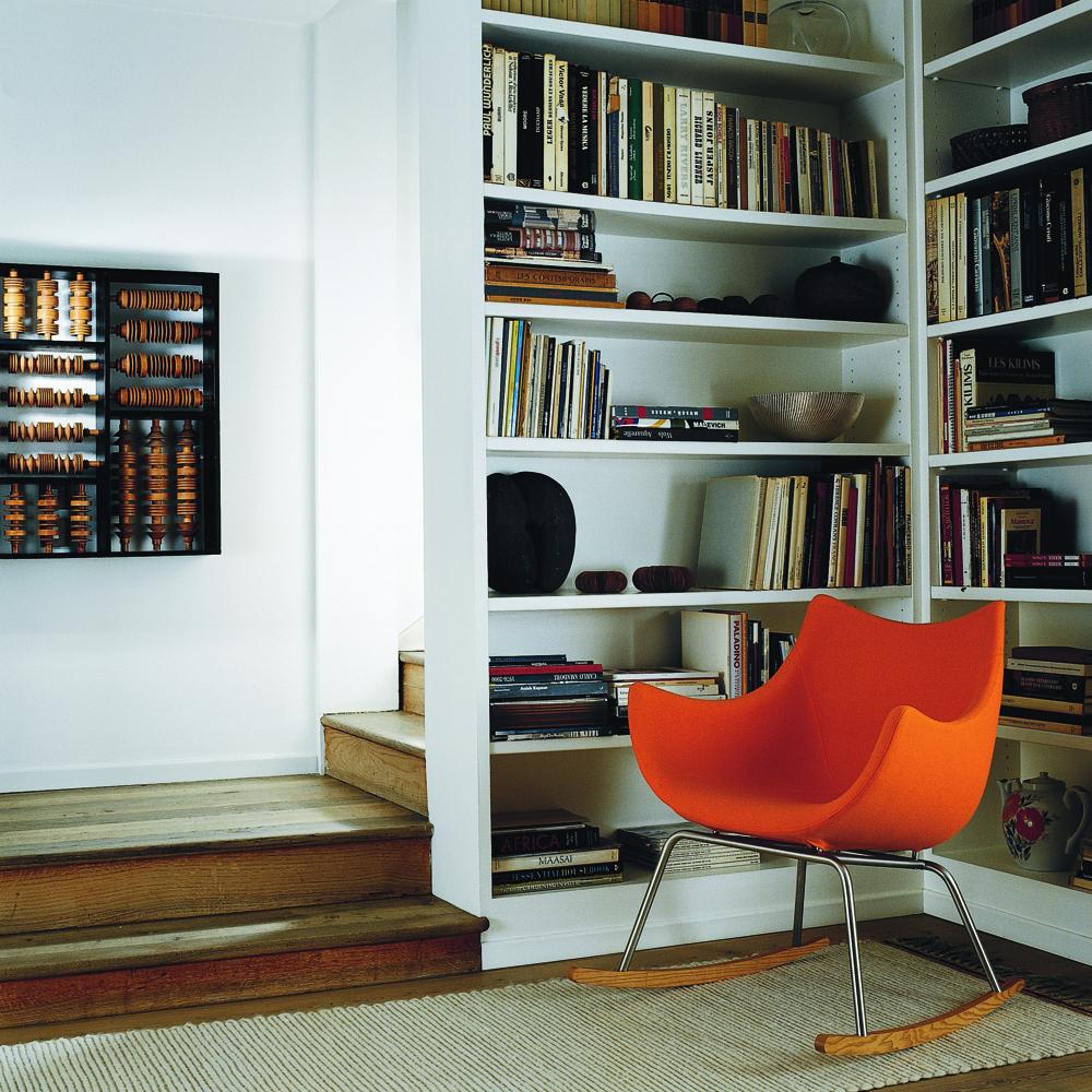 Basket Chair designed by Vico Magistretti for De Padova