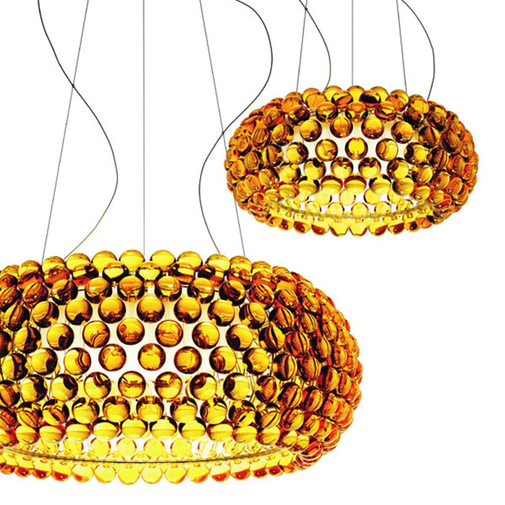 Caboche suspension light designed by Patricia Urquiola for Foscarini