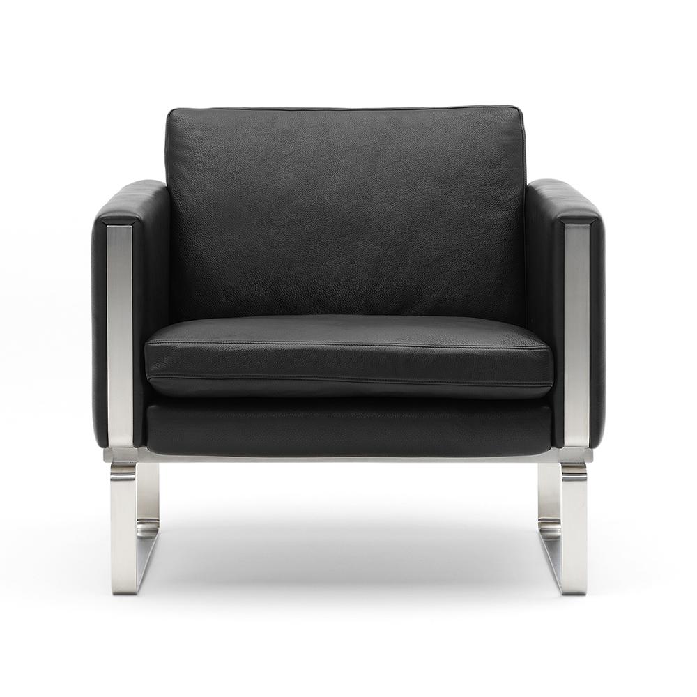 CH101 Lounge Chair designed by Hans J. Wegner for Carl Hansen & Son