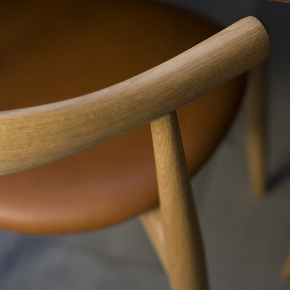 CH20 Elbow Chair designed by Hans J. Wegner for Carl Hansen & Son