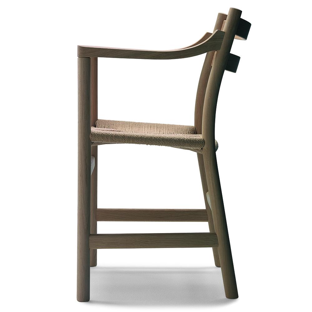 CH46 Chair designed by Hans J. Wegner for Carl Hansen & Son