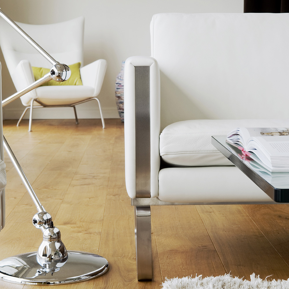 CH100 Sofa Collection designed by Hans J. Wegner for Carl Hansen & Son