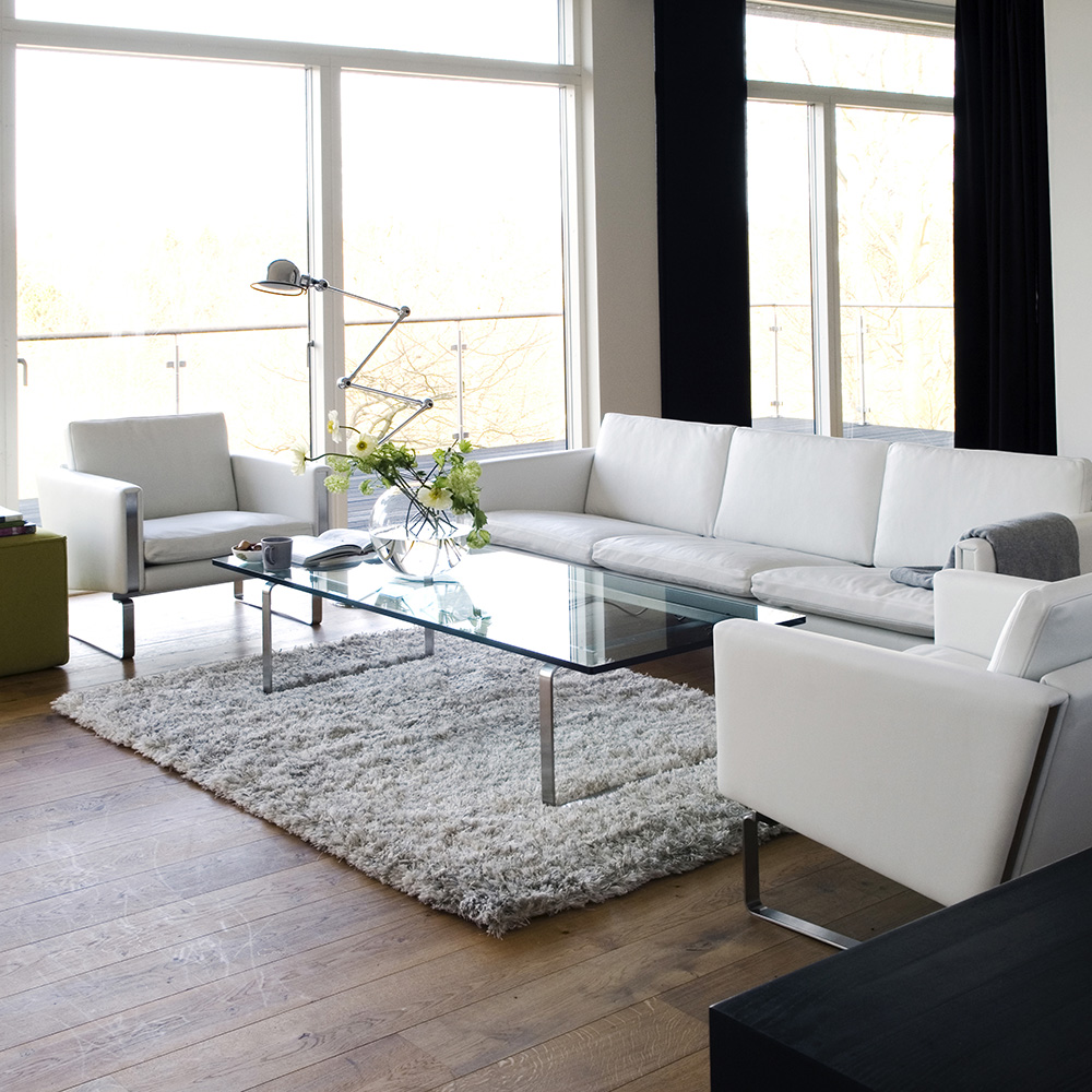 CH100 Sofa Collection designed by Hans J. Wegner for Carl Hansen & Son