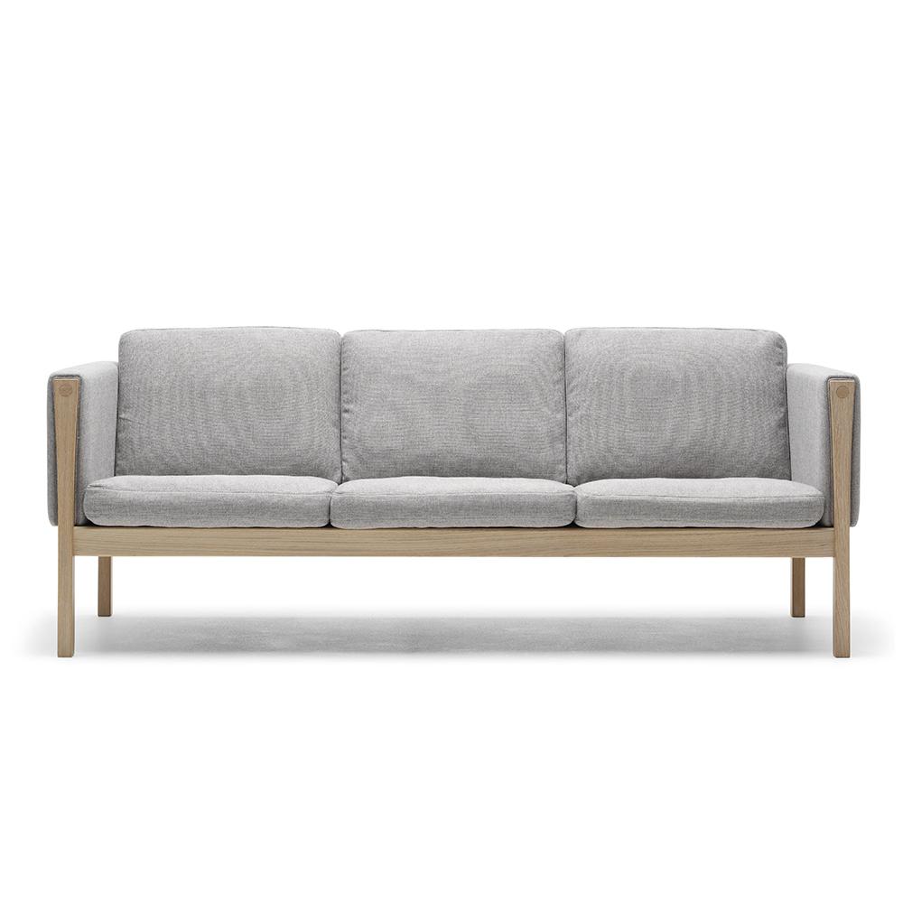 CH 163 Sofa designed by Hans J. Wegner for Carl Hansen & Son