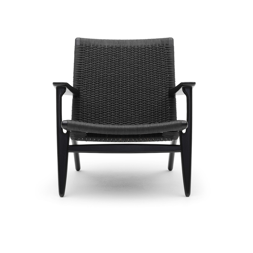 CH25 Easy Chair designed by Hans J. Wegner for Carl Hansen and Son