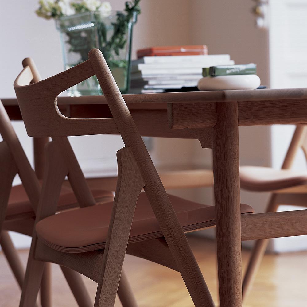 CH29 Chair designed by Hans J. Wegner for Carl Hansen & Son