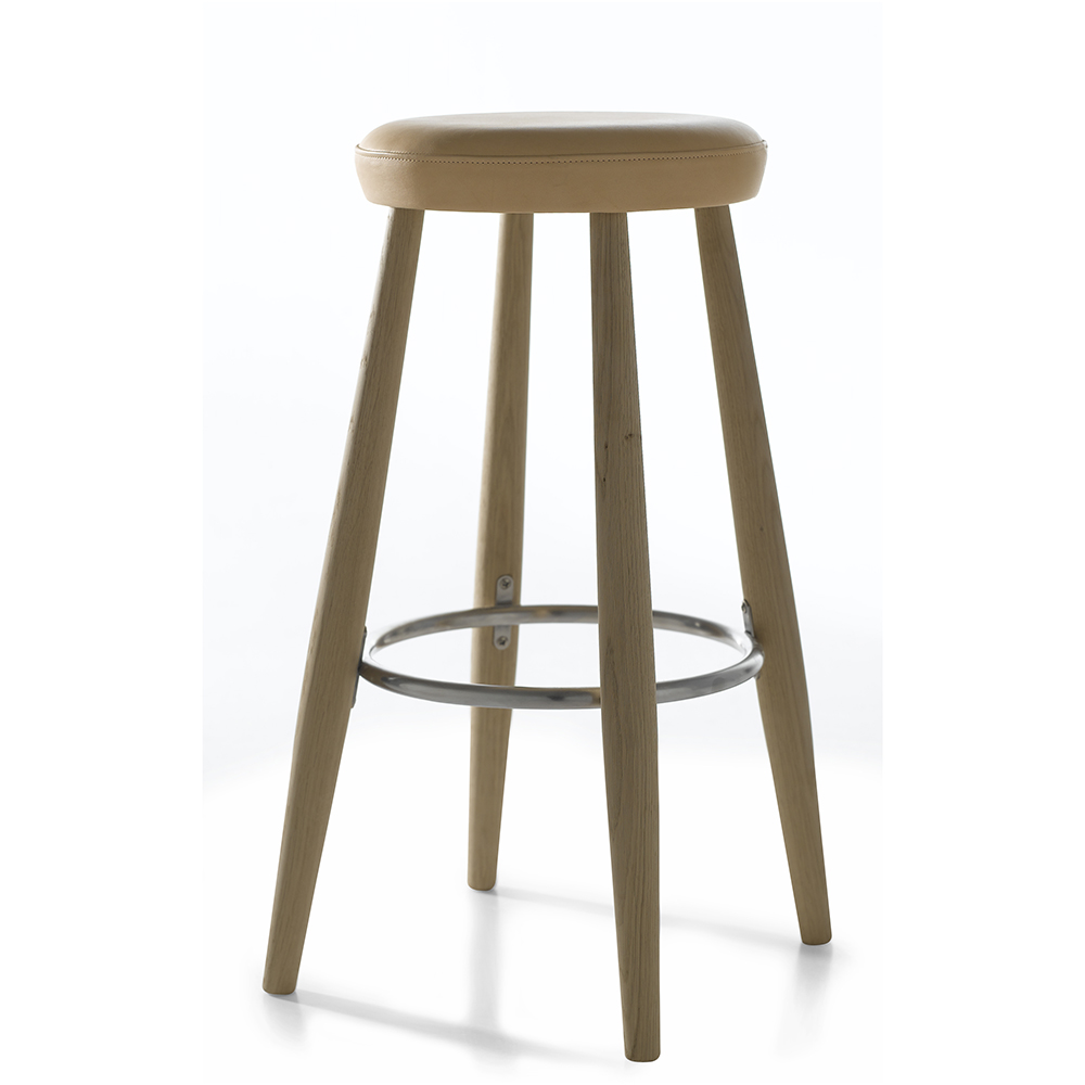 CH56 and CH58 Stools designed by Hans J. Wegner for Carl Hansen and Son