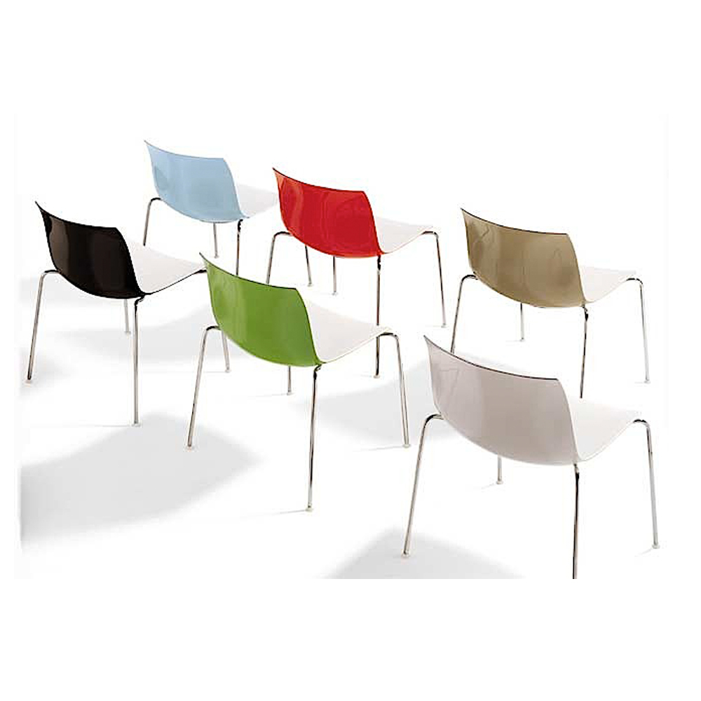 Catifa 53 4-leg modern side chair Arper