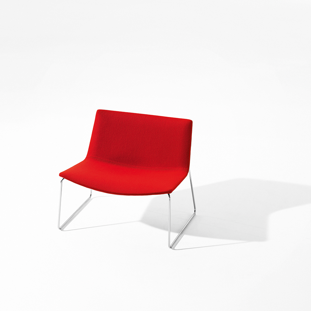 Catifa 80 Lounge designed by Lievore, Altherr, Molina for Arper