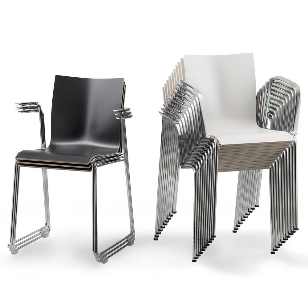 Chairik chair Erik Magnussen Engelbrechts modern contract chair commercial furniture