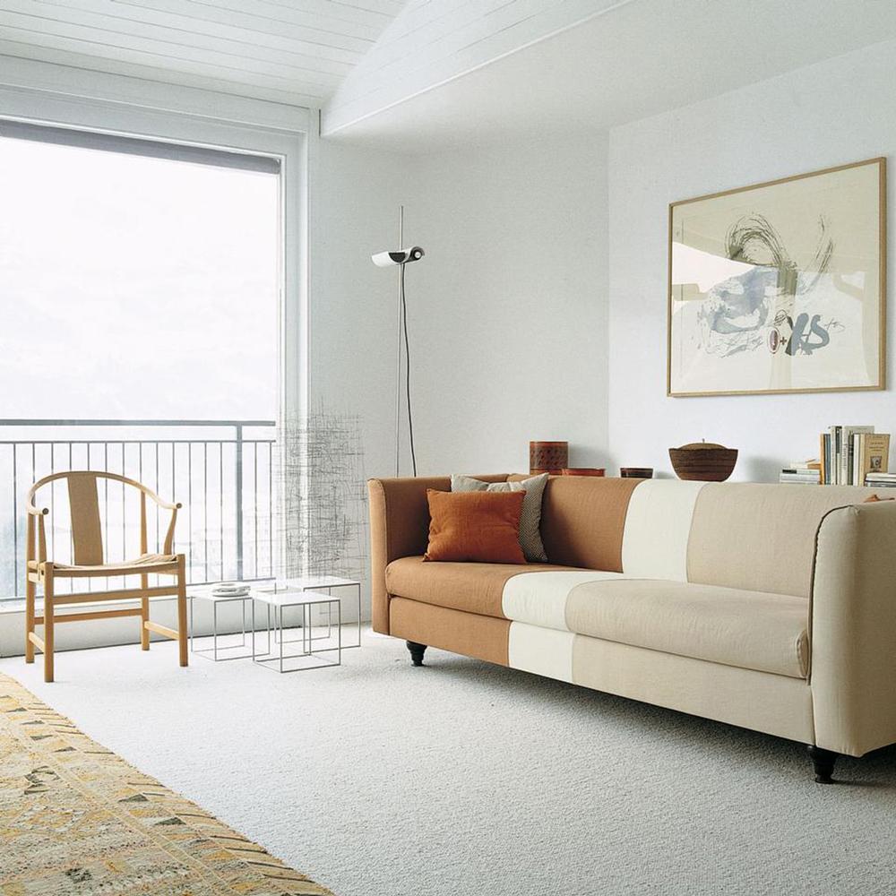 Zip Sofa designed by Vico Magistretti for DePadova.