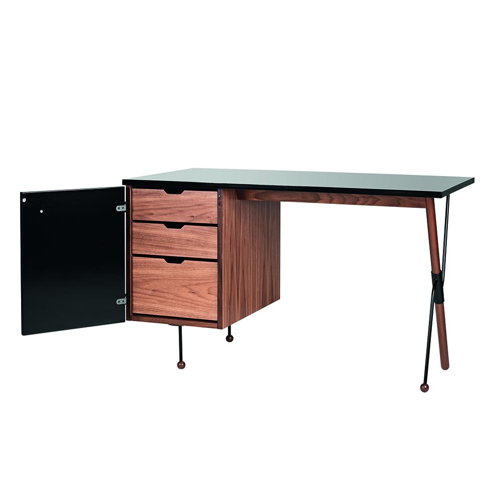 62 Series Desk designed by Greta Grossman, manufactured by GUBI Denmark