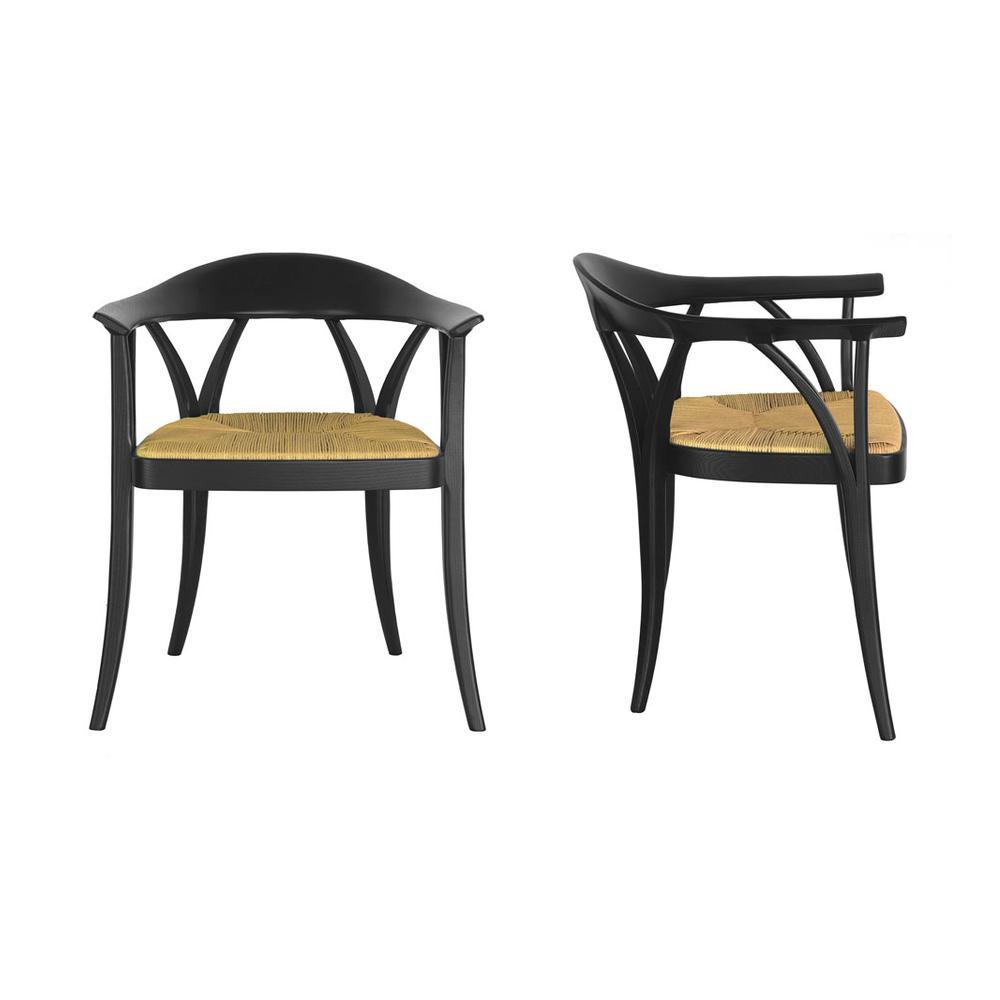 Donzella chair Michele De Lucchi DePadova De Padova italian wooden modern chair