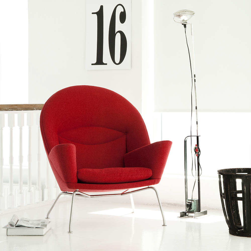 CH468 Oculus Chair designed by Hans J. Wegner for Carl Hansen & Son