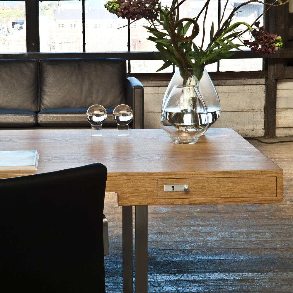 CH110 Desk designed by Hans J. Wegner for Carl Hansen & Son