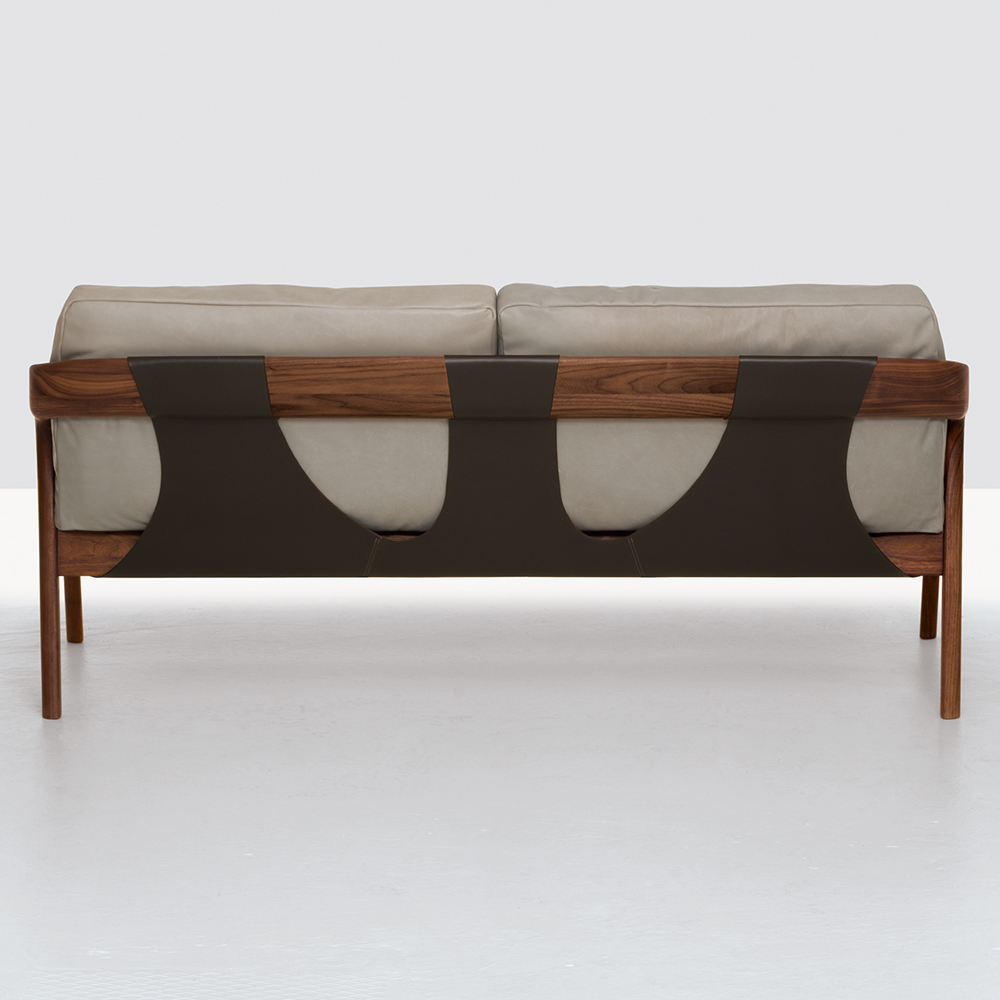 Friday sofa designed by Formstelle for Zeitraum