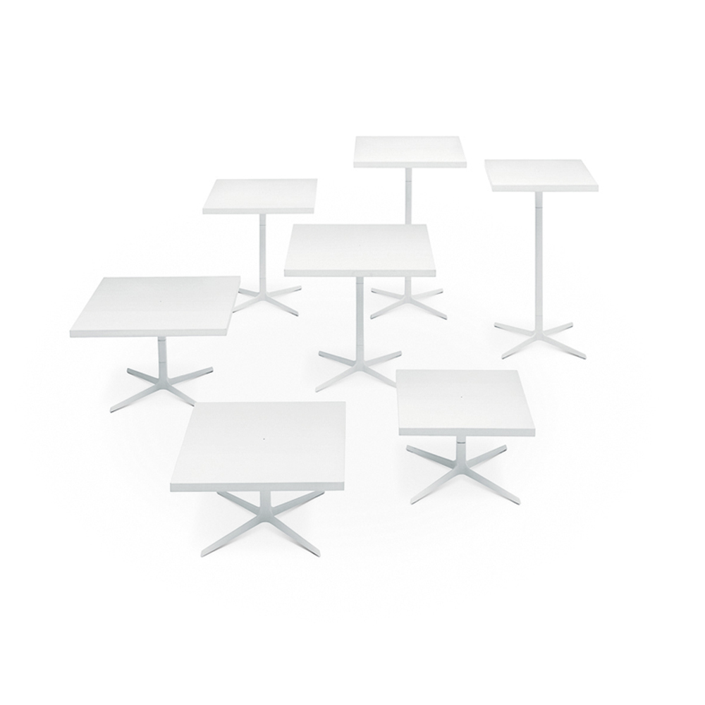 Fred Table collection designed by Jean-Marie Massaud for Arper