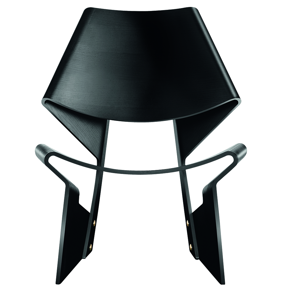 GJ Chair designed by Grete Jalk, manufactured by Lange Production