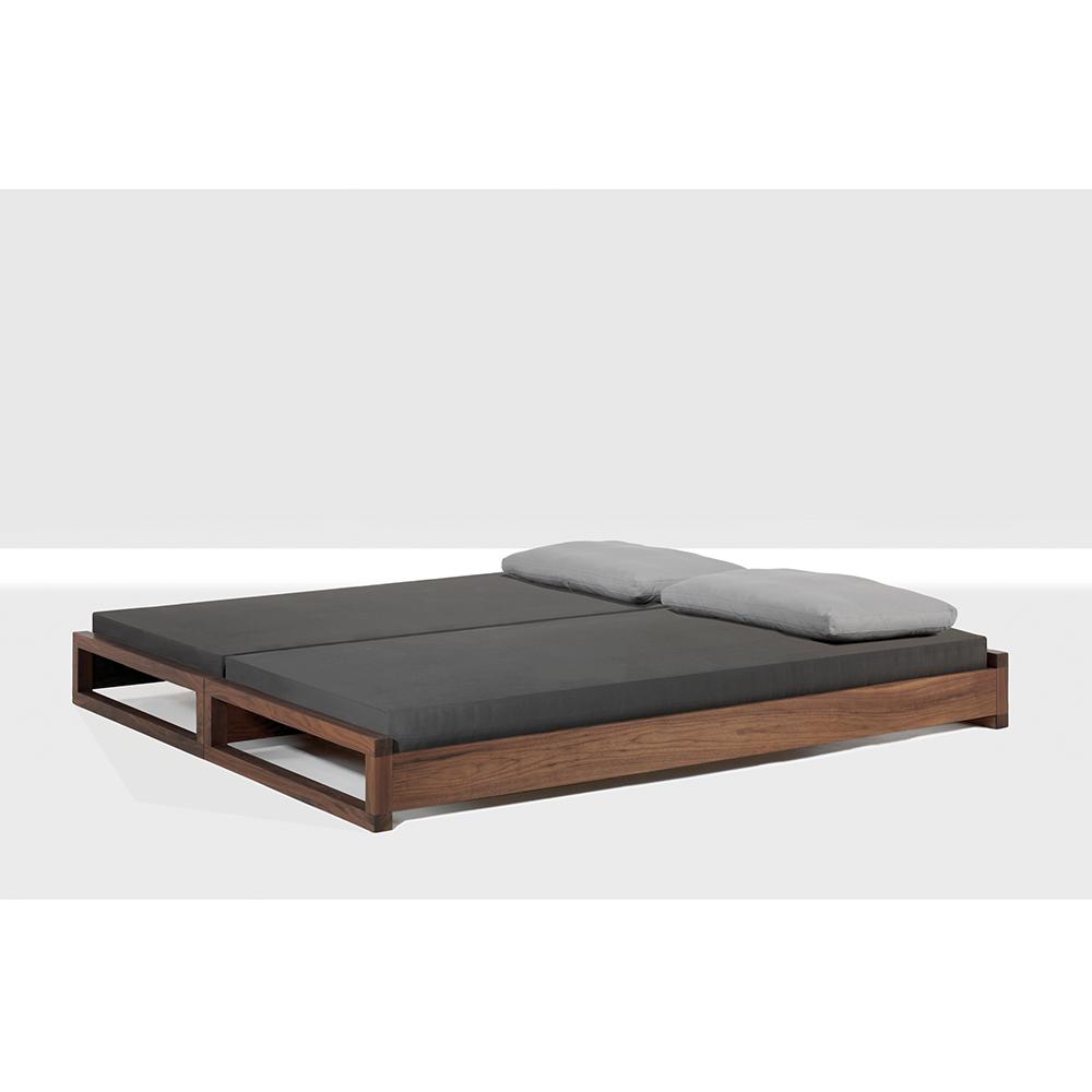 Guest Bed designed by Hertel & Klarhoefer for Zeitraum