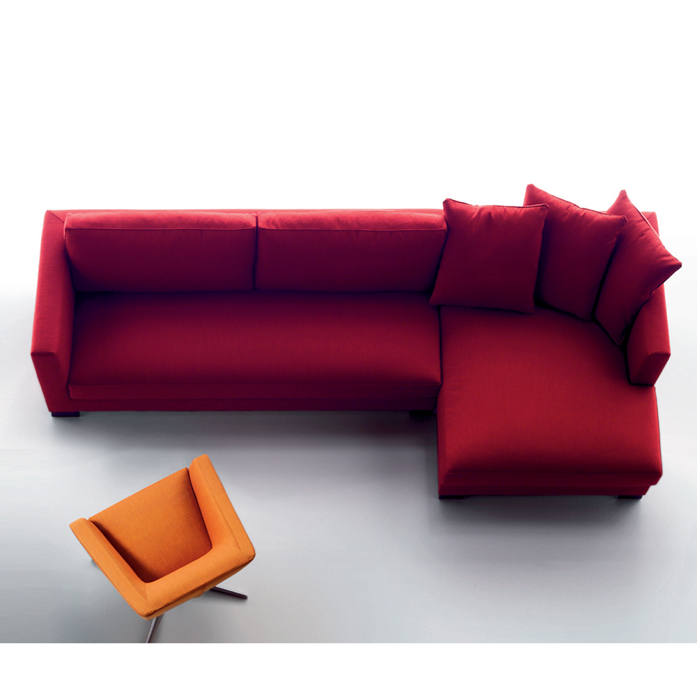 Link modular sofa collection designed by CRD Verzelloni