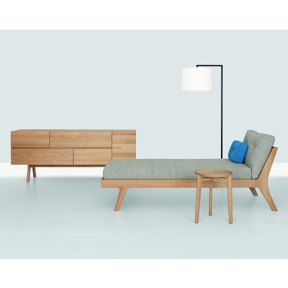 LOW Atelier sideboard series designed by Formstelle for Zeitraum.