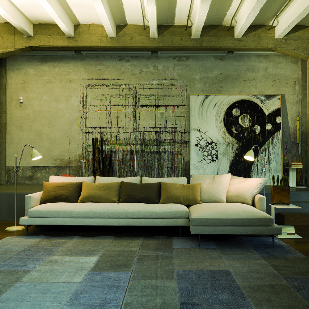 Larsen designed by CRD Verzelloni for Verzelloni