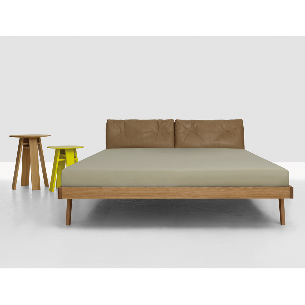Mellow Bed designed by Formstelle for Zeitraum