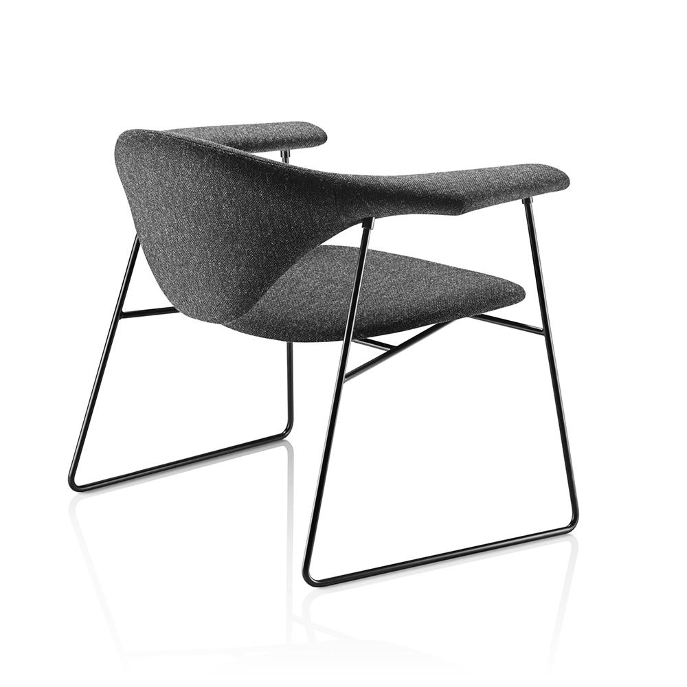Masculo Lounge designed by GamFratesi for GUBI Denmark