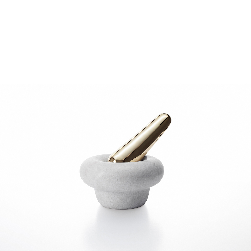 Stone Mortar And Pestle Tom Dixon Suite Ny