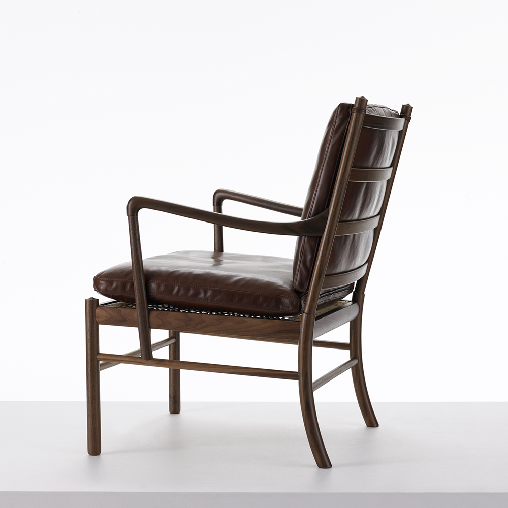 OW149 Colonial Chair designed by Ole Wanscher, manufactured by Carl Hansen & Son
