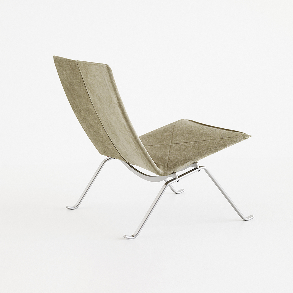 PK22™ Easy Chair Poul Kjaerholm Republic of Fritz Hansen