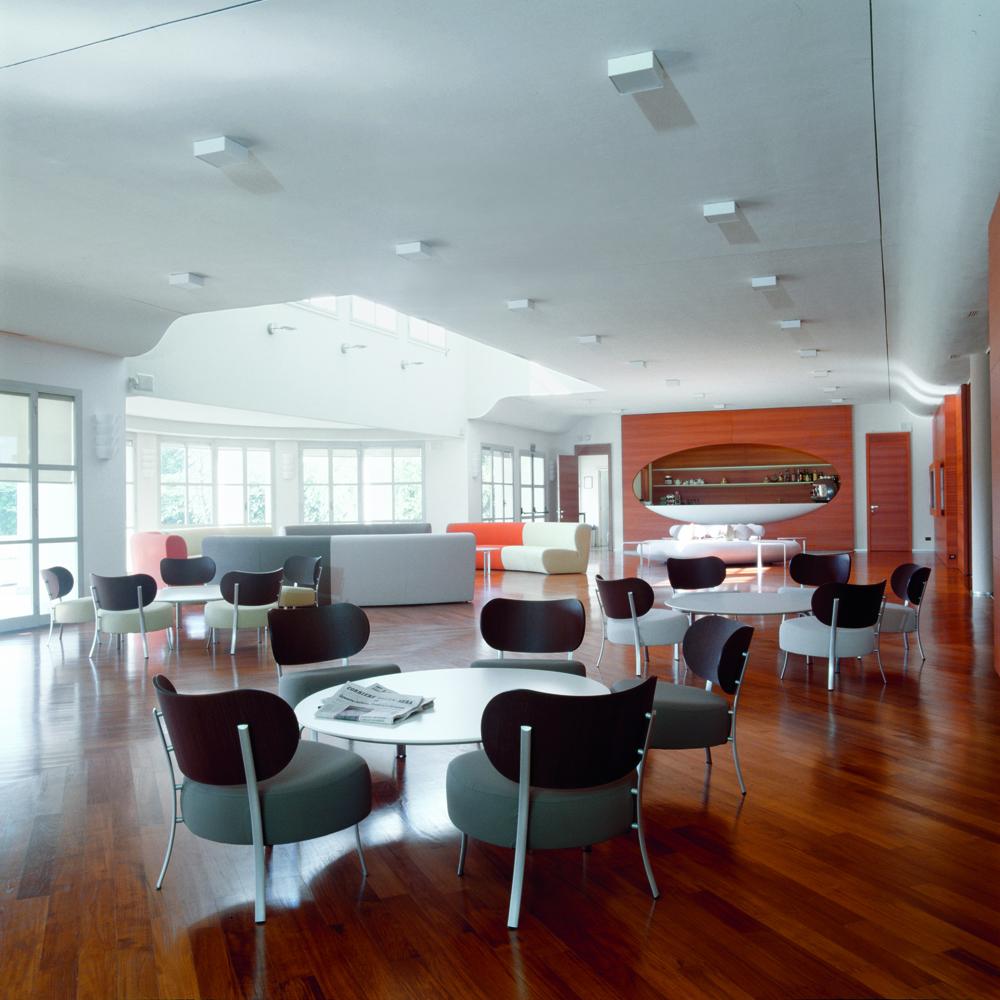Bistro Chair designed by Vico Magistretti for De Padova