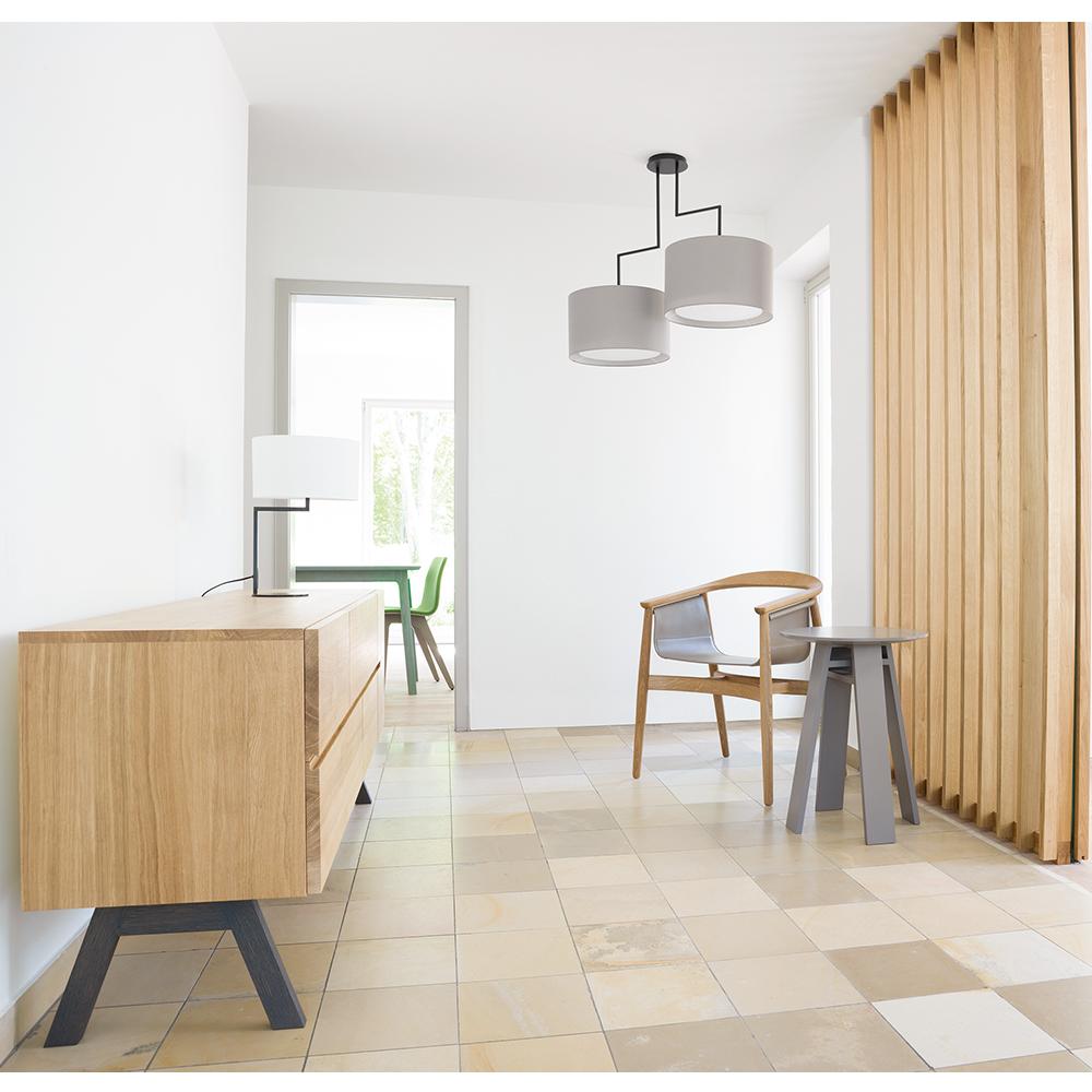 Neat Noon table lamp El Schmid Zeitraum simple minimalist modern
