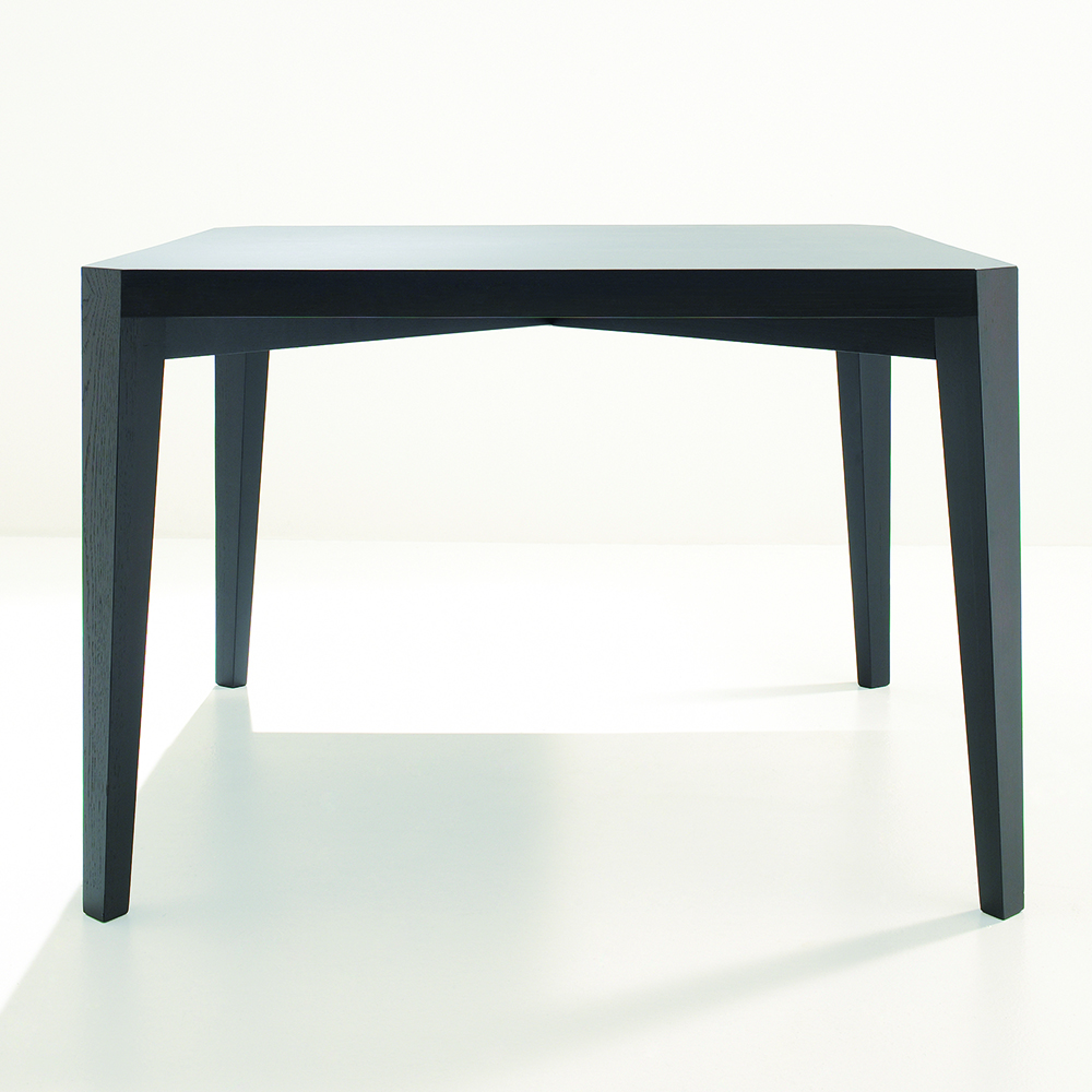Quattrotto Table designed by Angelo Mangiarotti, manufactured by AgapeCasa.