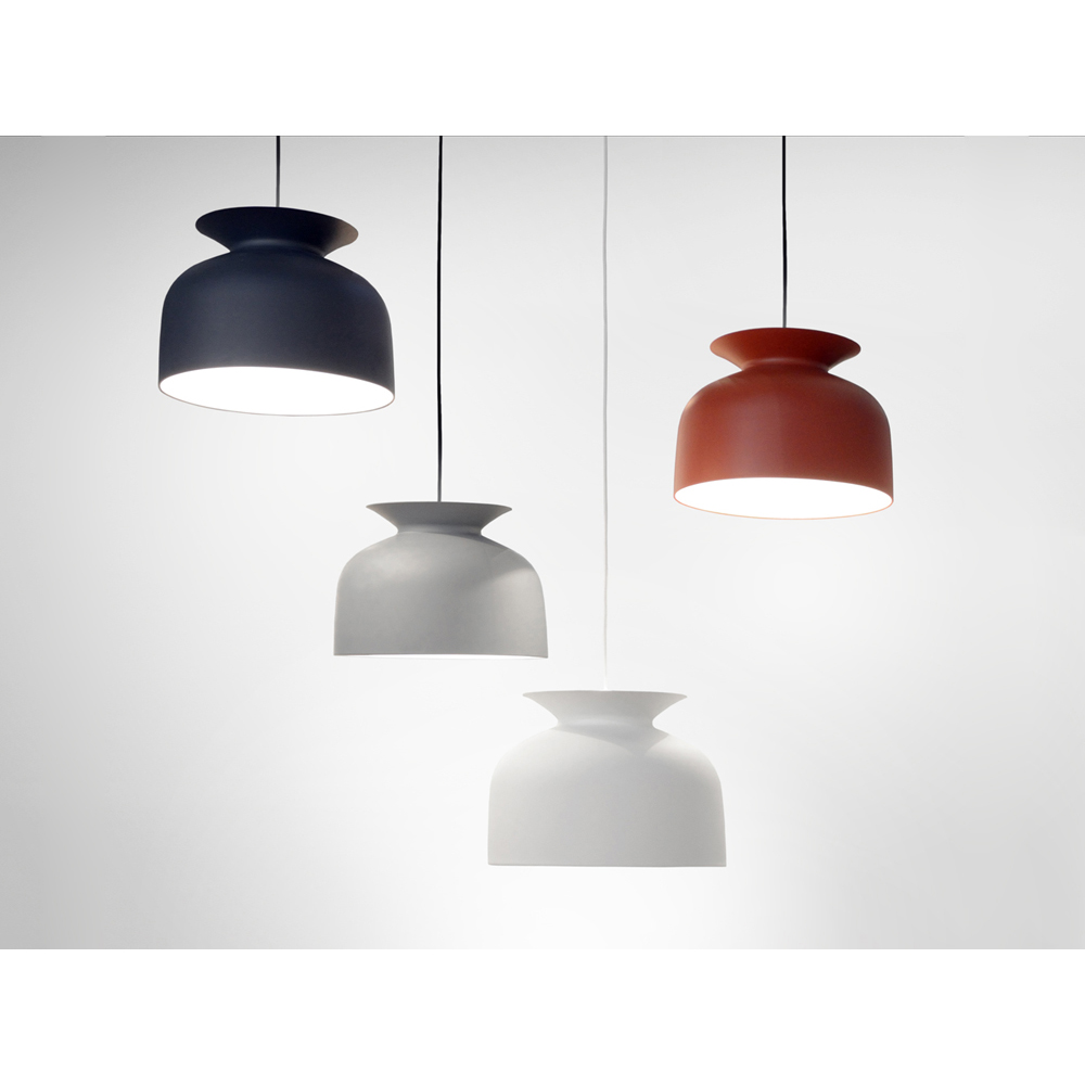 Ronde medium colorful pendant light by Oliver Schick manufactured by GUBI in Denmark