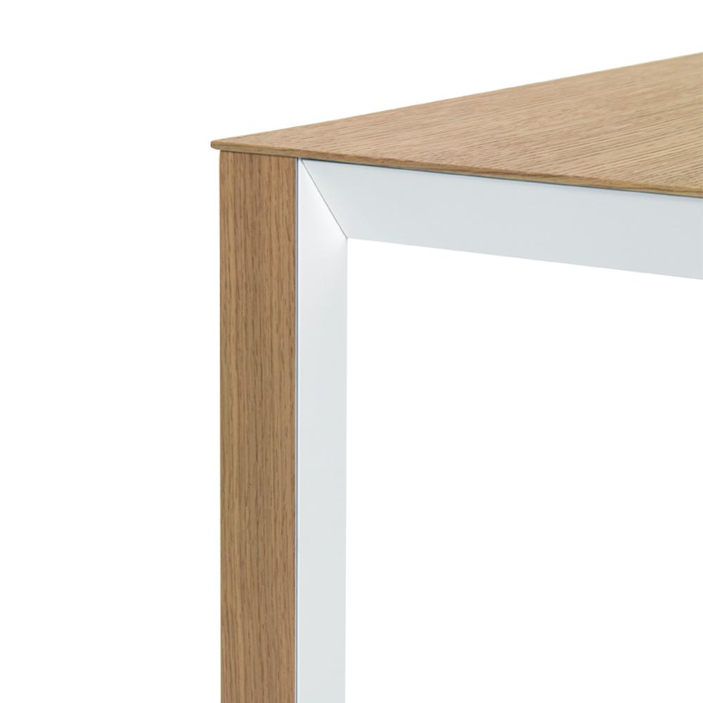 Shadow table designed by Vincent Van Duysen for De Padova.