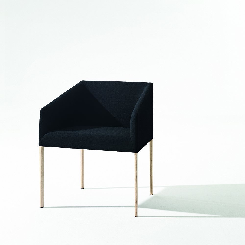 Saari Armchair designed by Lievore Altherr Molina for Arper