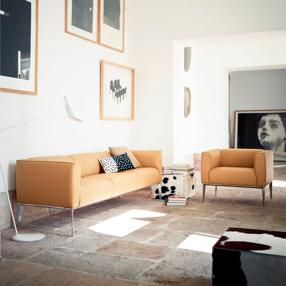 Sean Sofa designed by Jean-Marie Massaud for Arper