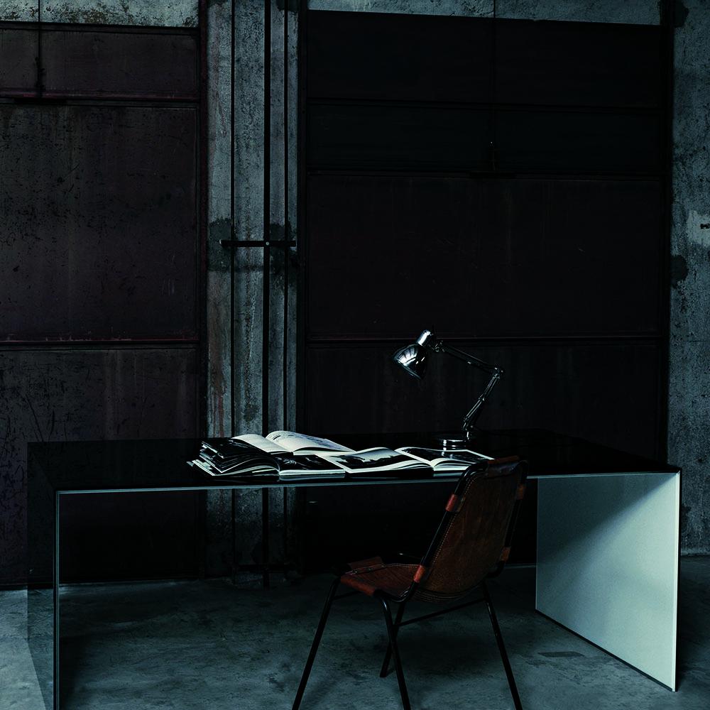 Bridge Si02 designed by Piero Lissoni, Marc Krusin, Carlo Tamborini for Glas Italia
