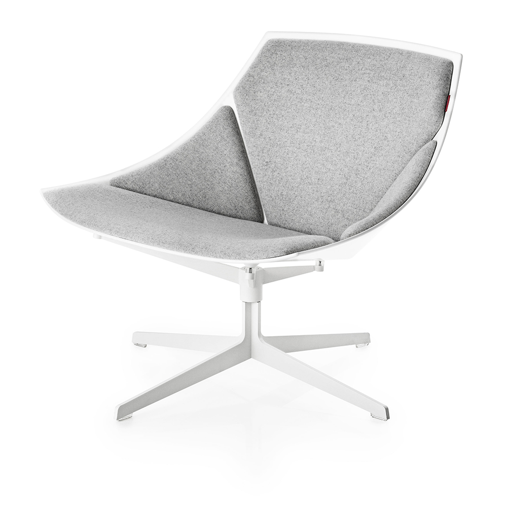 Space chair designed by Jehs and Laub for Fritz Hansen