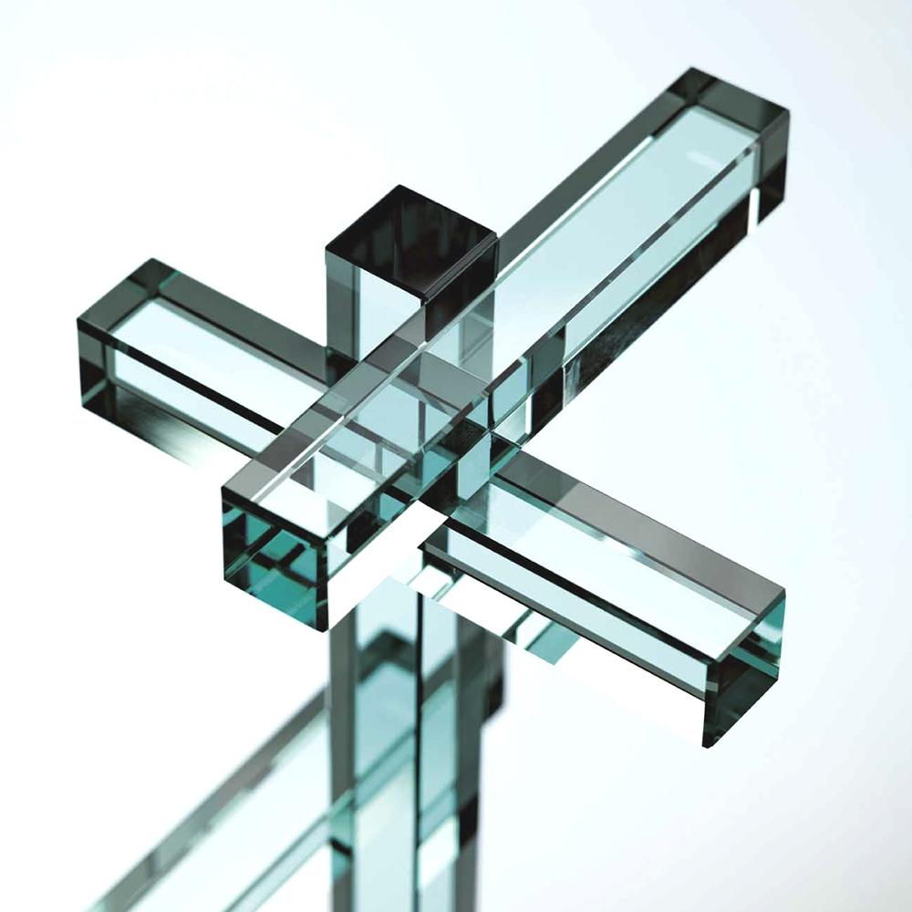 Telegrafo designed by Piero Lissoni for Glas Italia.