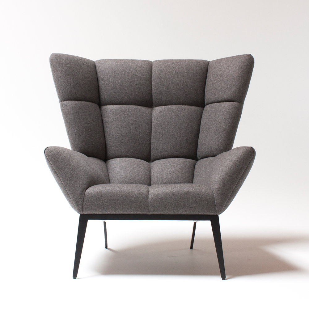 Tuulla armchair jeff vioski vioski suite ny - Modern lounge chair design ...