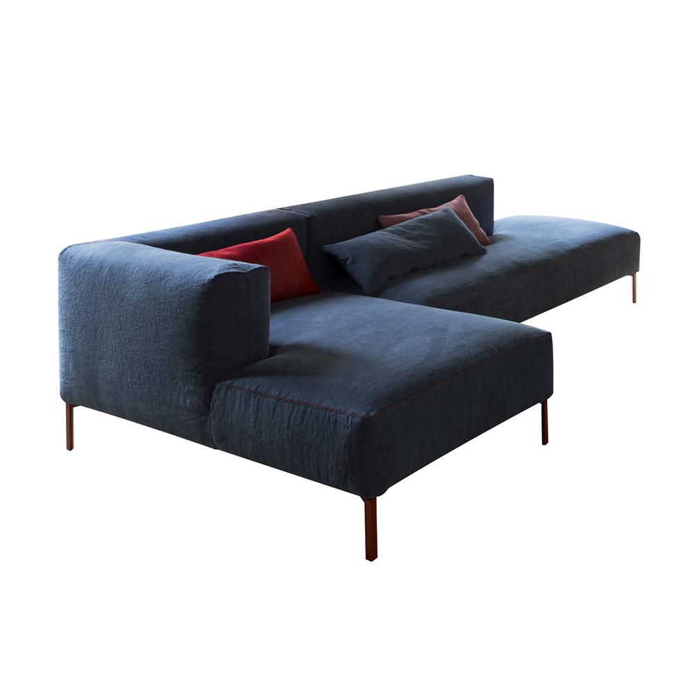 fold sofa garcia cumini verzelloni suite ny. Black Bedroom Furniture Sets. Home Design Ideas