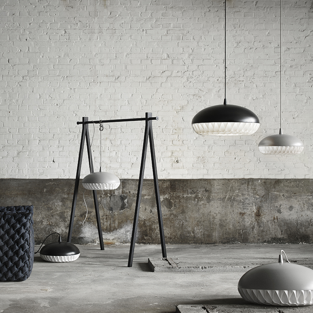 aeon rocket morten voss fritz hansen contemporary designer danish suspension lamp light lighting
