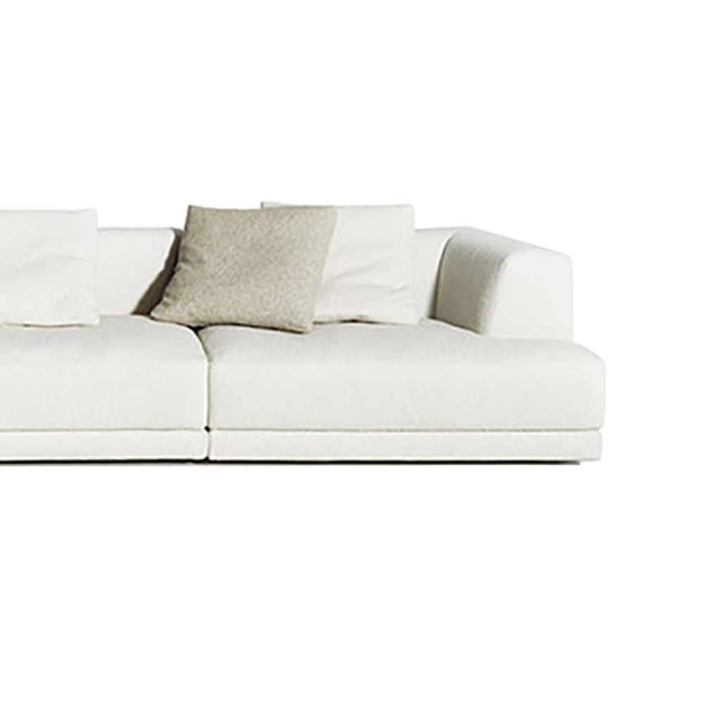 alberese sofa piero lissoni de padova