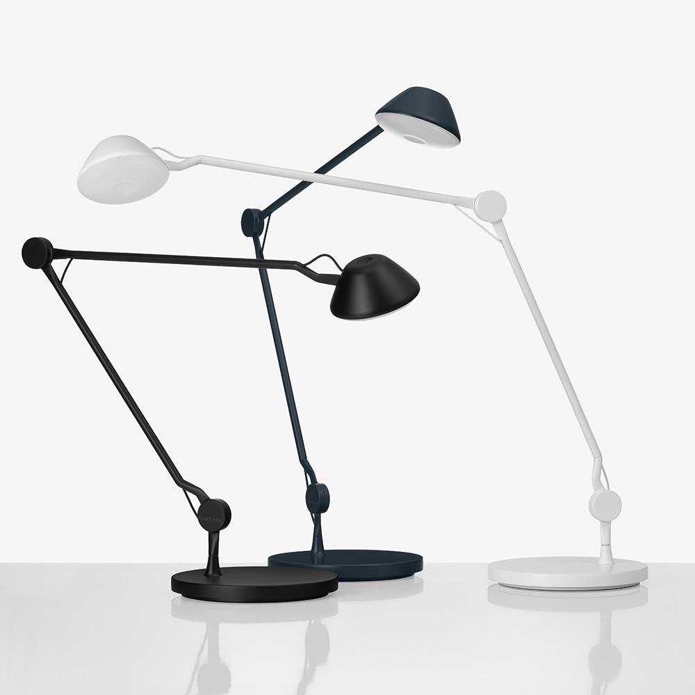 aq01 anne qvist fritz hansen modern contemporary danish designer desk lamp table lamp light lighting