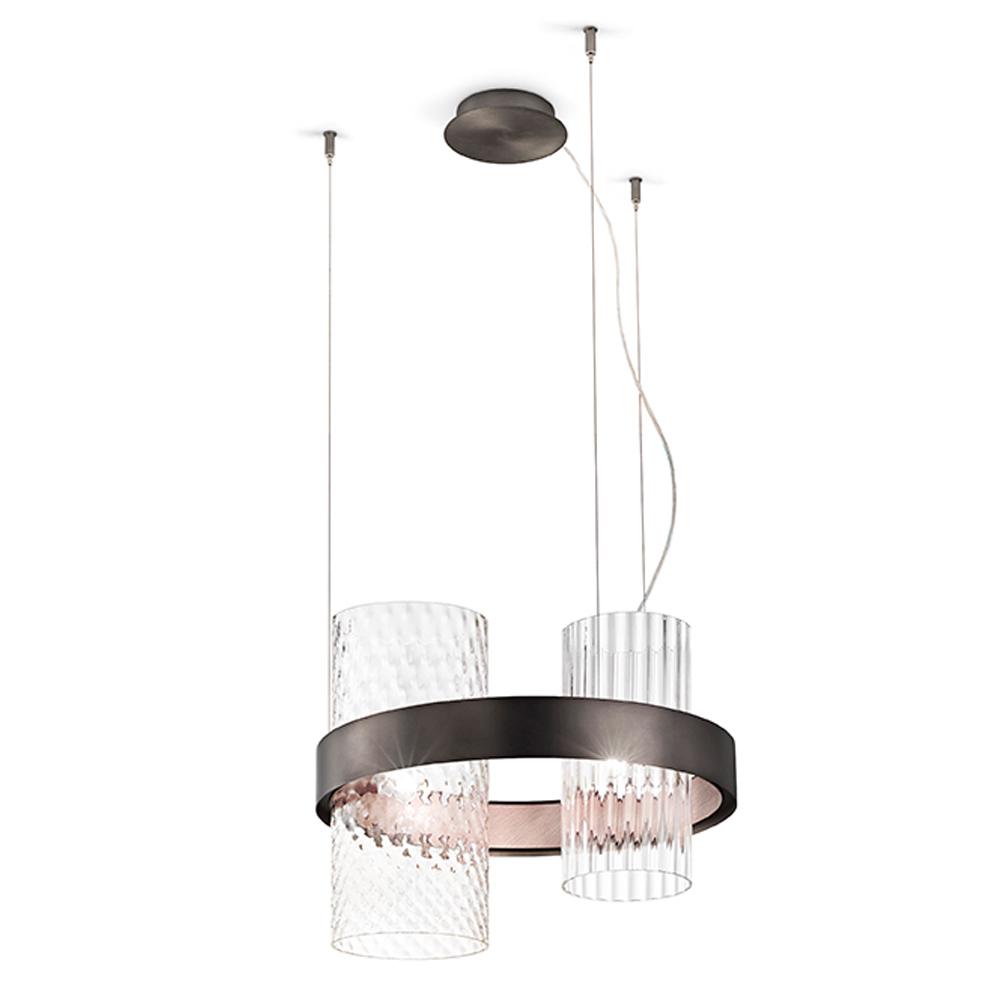 armonia suspension lamp francesco luchesse vistosi